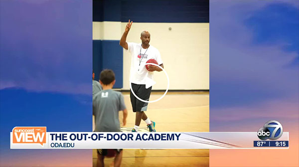 Marcus Liberty Suncoast basketball